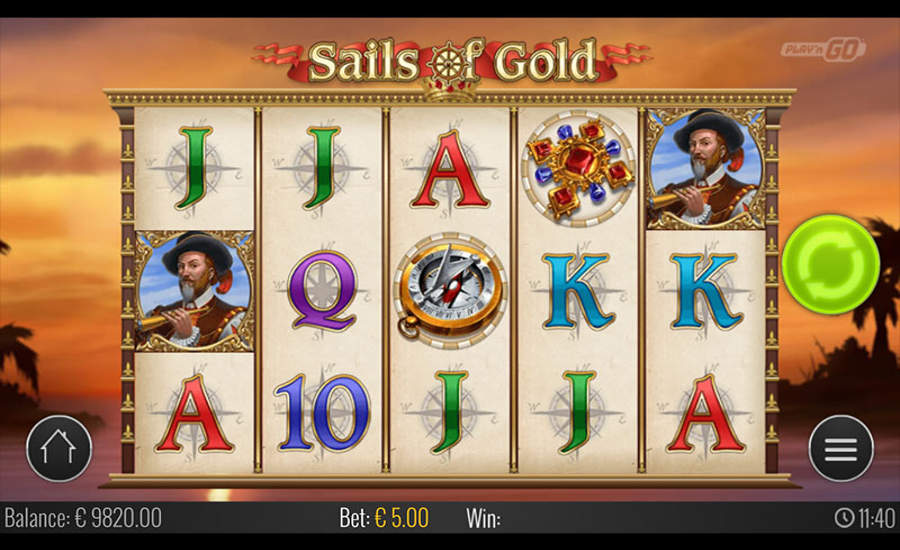 Sails of Gold - 266359