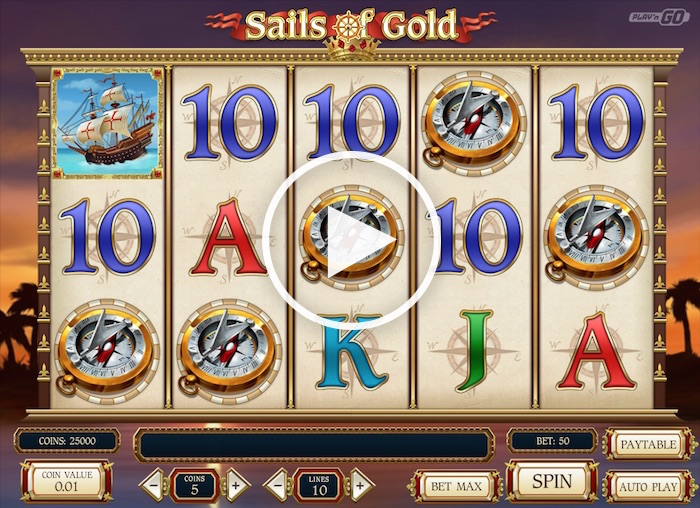 Sails of Gold - 284499