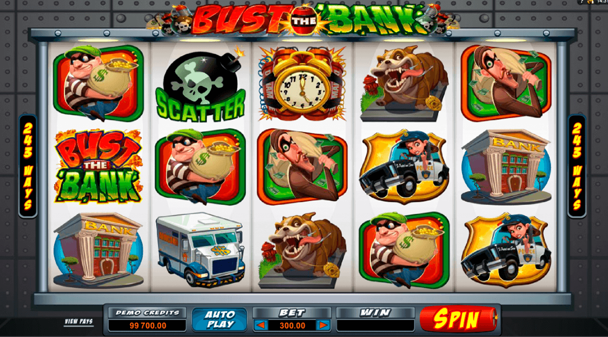 Bust the Bank - 839174