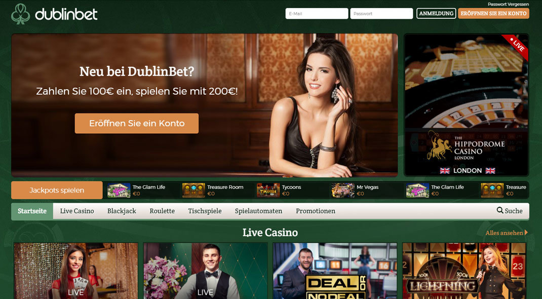 Deutsche online Casinos - 364676
